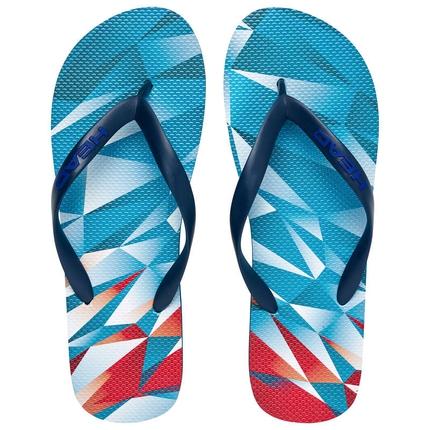 Sportovní žabky Head Flip Flops, royal blue/red