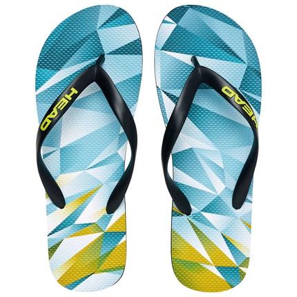 Sportovní žabky Head Flip Flops, sky blue/yellow