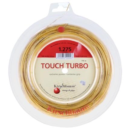 Tenisový výplet Kirschbaum Touch Turbo 110m