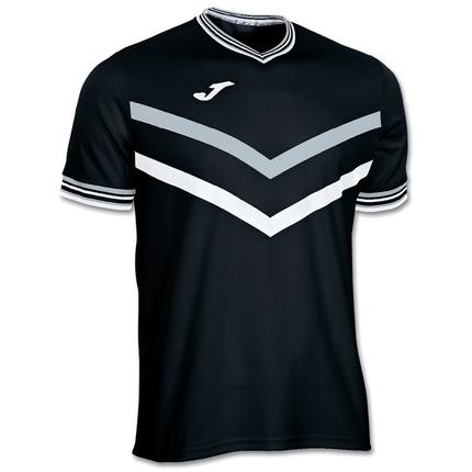 Pánské tenisové tričko Joma Terra, black