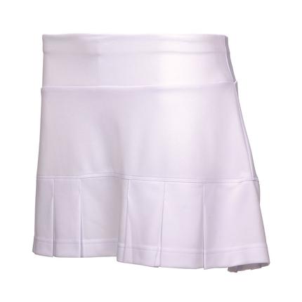 Dětská tenisová sukně Babolat Core Skirt Girl, white