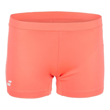 Dámské tenisové kraťasy Babolat Core Shorty Women, fluo red