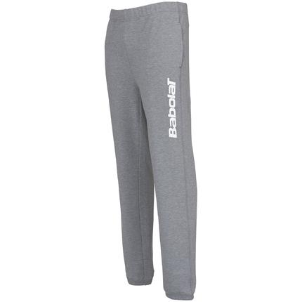 Dětské kalhoty Babolat Core Boy Sweat Pant Big Logo, grey
