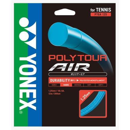 Tenisový výplet Yonex Poly Tour Air 12m, 1.25
