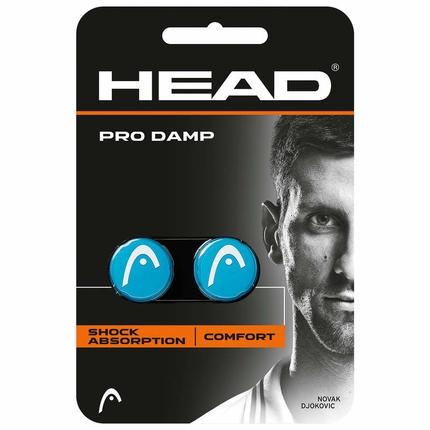 Tenisové vibrastopy Head Pro Damp, blue