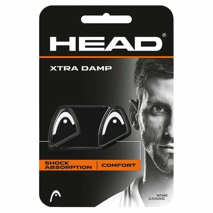 Tenisové vibrastopy Head Xtra Damp, white