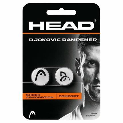 Tenisové vibrastopy Head Djokovic Dampener
