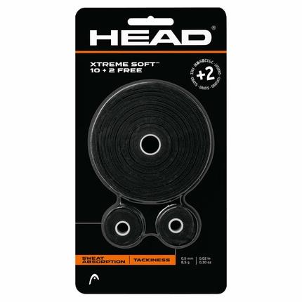 Omotávky Head XtremeSoft 10+2, black