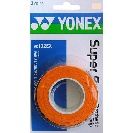 Omotávky Yonex Super Grap 3 ks, orange