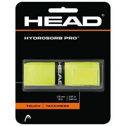 Základní grip Head Hydrosorb Pro grip, yellow