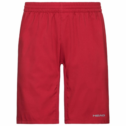 Pánské tenisové kraťasy Head Club Bermudas, red