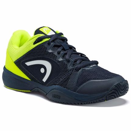 Dětská tenisová obuv Head Revolt Pro 2.5 Junior, dark blue