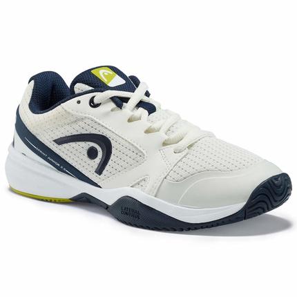 Dětská tenisová obuv Head Sprint 2.5 Junior, white