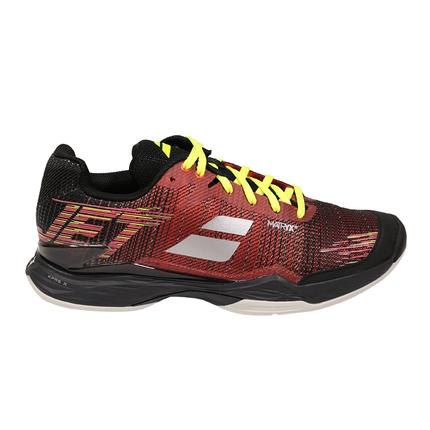 Pánská tenisová obuv Babolat Jet Mach II Clay, dark red