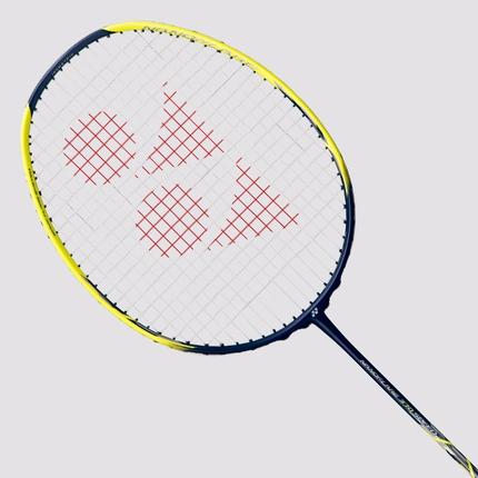 Badmintonová raketa Yonex Nanoflare 370 Speed, yellow