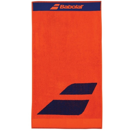 Ručník Babolat Towel Big Logo, red