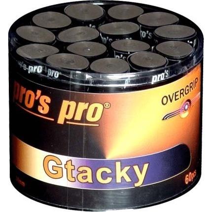 Omotávky Pros Pro G Tacky 60 ks, black