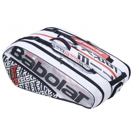 Tenis - Tenisová taška Babolat Pure Strike Racket Holder X12, 2020