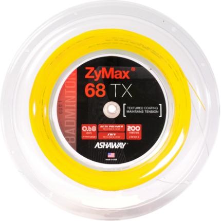 Badmintonový výplet ASHAWAY Zymax 68 TX, yellow