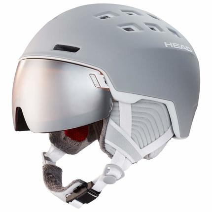 Lyžařská helma Head Rachel 2019/20, grey