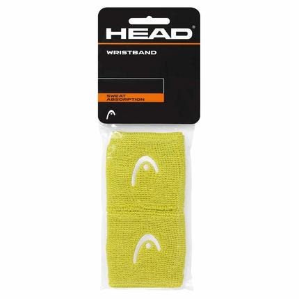 Potítka Head Wristband 2,5´´ lime