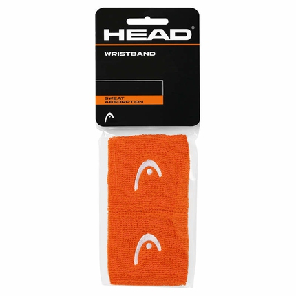 Potítka Head Wristband 2,5´´ orange