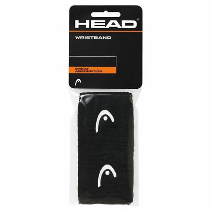Potítka Head Wristband 2,5´´ black