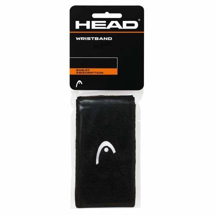 Potítka Head Wristband 5´´ black