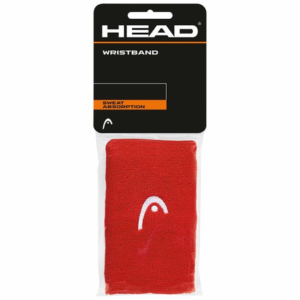 Potítka Head Wristband 5´´ red