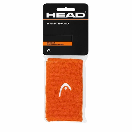 Potítka Head Wristband 5´´ orange
