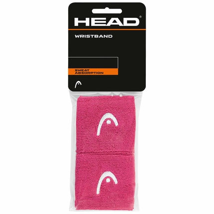 Potítka Head Wristband 2,5´´ pink