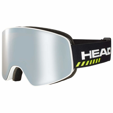 Lyžařské brýle Head Horizon Race DH black + náhradní skla, 2019/20