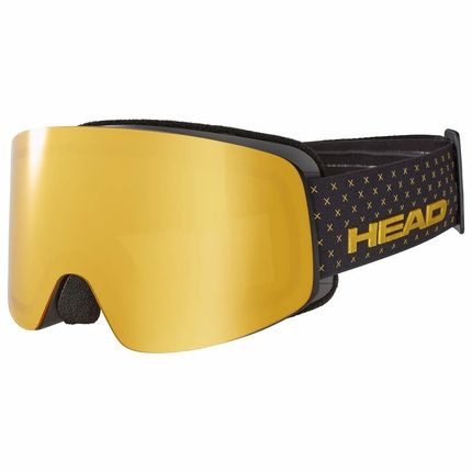 Lyžařské brýle Head Infinity Premium black + náhradní skla, 2019/20