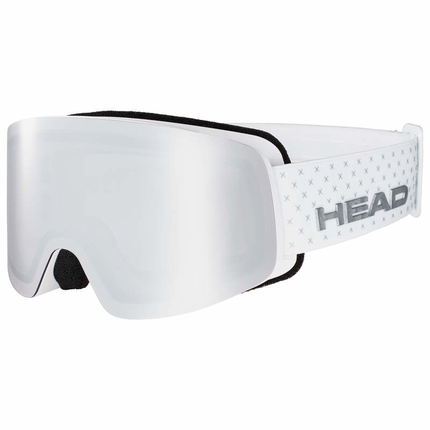 Lyžařské brýle Head Infinity Premium white + náhradní skla, 2019/20