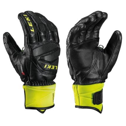 Lyžařské rukavice Leki Worldcup Race Downhill S, 2019/20