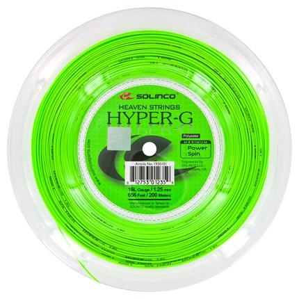 Tenisový výplet Solinco Hyper G 200m