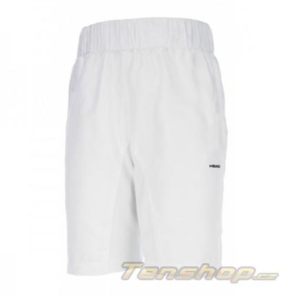 Dětské tenisové kraťasy Head Bermuda Diego, white
