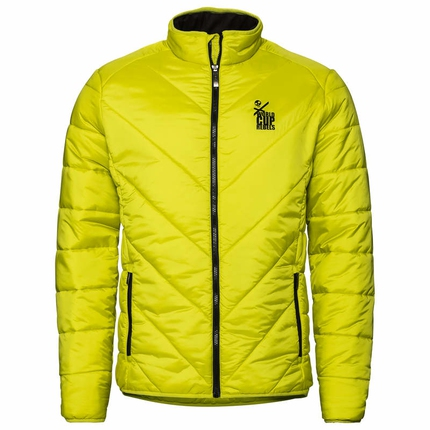 Pánská lyžařská bunda Head Race Kinetic Jacket, yellow