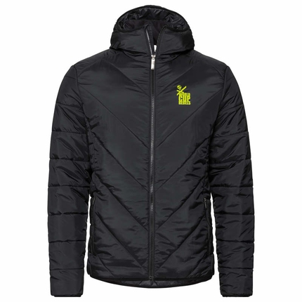 Pánská lyžařská bunda Head Race Kinetic Hooded Jacket, black