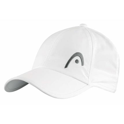 Tenisová kšiltovka Head Pro Player Cap, white