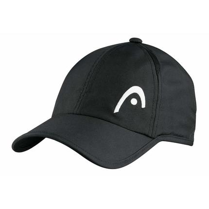 Tenisová kšiltovka Head Pro Player Cap, black