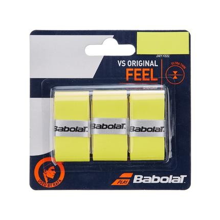 Omotávky Babolat VS Grip Original X3 yellow