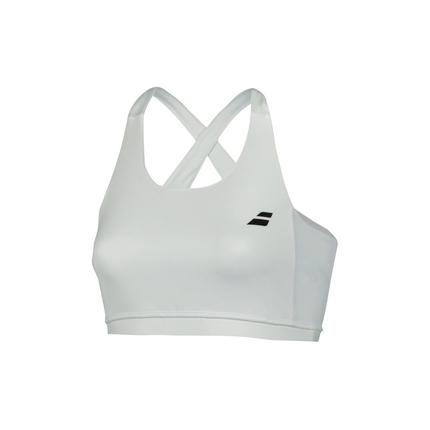 Dámská sportovní podprsenka Babolat Core Women Bra Top, white