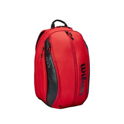 Tenisový batoh Wilson Federer DNA Backpack 2020, infrared