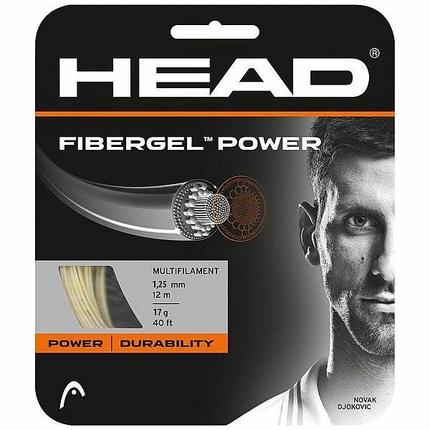 Tenisový výplet Head FiberGel Power, 12m