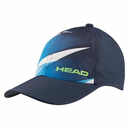 Dětská tenisová kšiltovka Head Kids Light Function Cap, navy