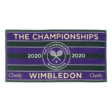 Tenisový ručník Wimbledon 2020 Championship