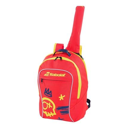 Dětský tenisový batoh Babolat Club Backpack Junior 2020, red