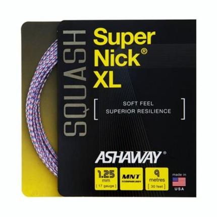 Squashový výplet Ashaway Super Nick XL 9m
