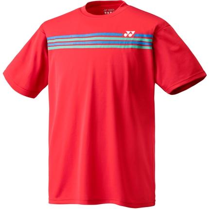 Pánské tričko Yonex YM0022, red